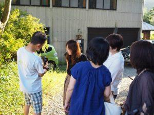 写真好学研究所 講座終了後の撮影会(?)