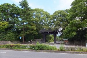 ハートピア京都周辺