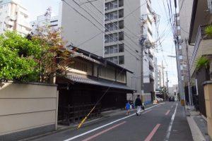 ハートピア京都〜京都駅