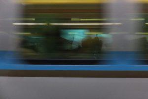 伊勢←車窓の人々→京都(近鉄)
