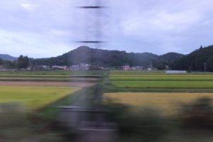 車窓(近鉄沿線)