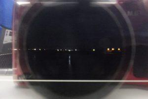 予想外に面白い夜の車窓(近鉄沿線)
