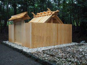 鴨下神社(皇大神宮 末社)