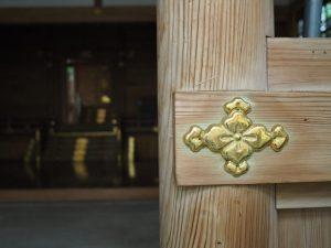 修繕はほぼ完了?、豊川茜稲荷神社(茜社)