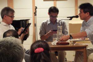 トークバトル Part3@ロカンダボーノ