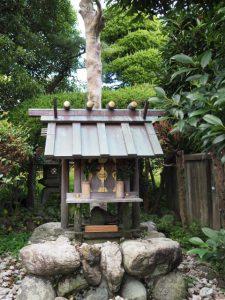 三輪(みつわ)神社(大豐和紙工業株式会社)