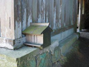 小田神社(伊勢市岡本)