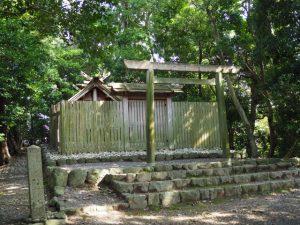 田上大水御前神社(豊受大神宮 摂社)、田上大水神社(豊受大神宮 摂社)