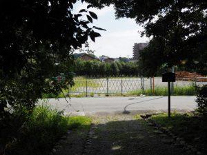 山末神社(豊受大神宮 摂社)からの風景