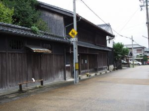 旧舘家住宅(枡屋)@亀山トリエンナーレ2017