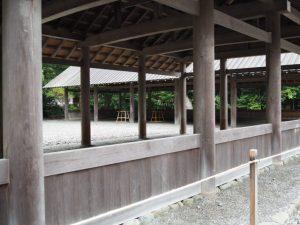 神宮祭主 黒田清子さんの外宮参拝