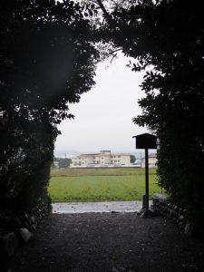 御造替が進められる小社神社(皇大神宮 末社)