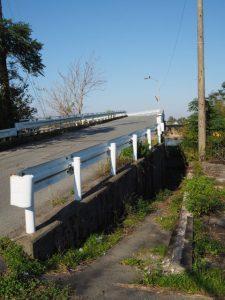 宮川橋東詰付近