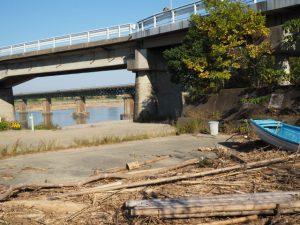 宮川橋付近