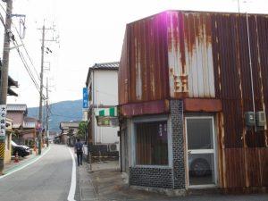 三条前〜桜木町口バス停(古市街道)