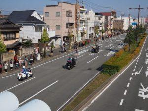 8区 4位 駒沢大学 山下一貴 選手(第49回全日本大学駅伝)