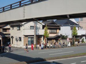 8区 5位 東洋大学 吉川洋次 選手(第49回全日本大学駅伝)