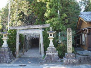 明星神社(多気郡明和町明星)
