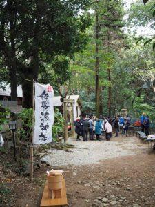 伊射波神社(鳥羽市安楽島町)