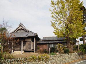 乳熊寺(松阪市中万町)