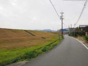 乳熊寺(松阪市中万町)〜松阪多気バイパス(国道42号)