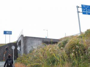 松阪多気バイパス(国道42号)のトンネル(櫛田川左岸)