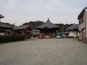 射和寺跡(松阪市射和町)