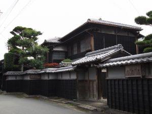 國分家(松阪市射和町)