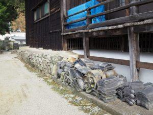 瓦、本宗寺(松阪市射和町)