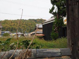 伊馥寺の土蔵(松阪市射和町)