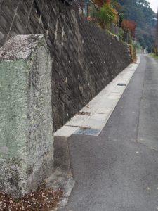 秋葉山公園付近〜伊佐和神社(松阪市射和町)