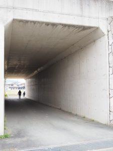 松阪多気バイパス(国道42号)のトンネル(射和東交差点の北側)