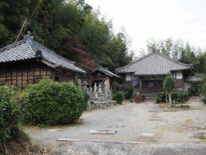 弘道寺(松阪市中万町)