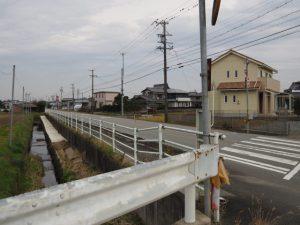 弘道寺(松阪市中万町)から県道701号へ