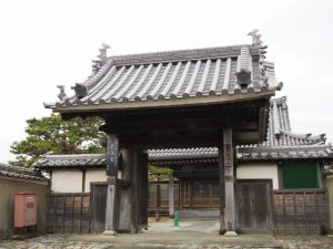 聖徳寺(松阪市中万町)