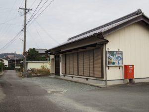 中万町上野集会所(松阪市中万町)