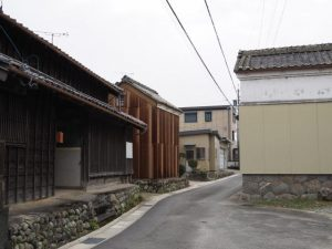 聖徳寺付近(松阪市中万町)