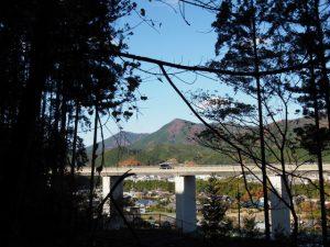 舩木神社付近からの風景(度会郡大紀町)