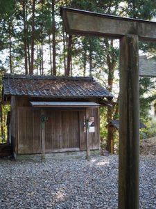 三瀬川八柱神社(度会郡大紀町三瀬川)