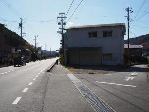 国道42号から熊野古道へ