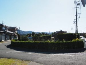 熊野古道と国道42号(度会郡大紀町)