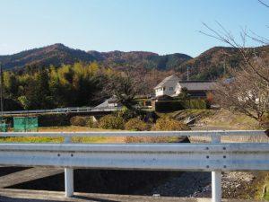 野後城跡を後にして熊野古道(度会郡大紀町)
