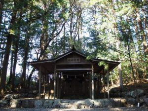 岩瀧神社(度会郡大紀町)