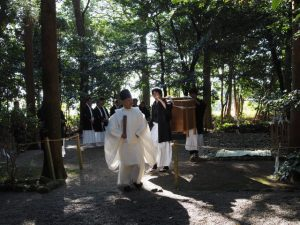 参進、祷屋祭ほか(高向大社)