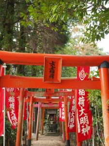 亀山神社(亀山市西丸町)