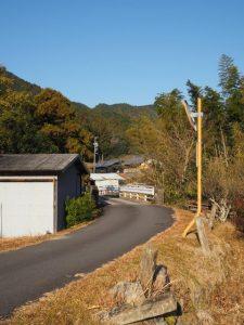 市瀬橋(鈴鹿川)へ