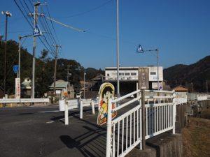 国道1号と東海道の交差(亀山市関町市瀬)