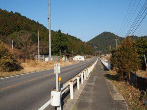 国道1号(亀山市関町市瀬)
