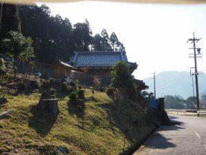 庚申堂(亀山市関町沓掛)