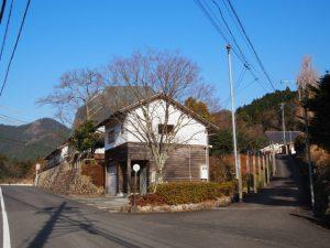 鈴鹿馬子唄会館付近(亀山市関町沓掛)